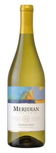 Meridian Chardonnay 750ml - Case of 12